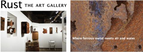 Rust: The Art Gallery - new book now published.